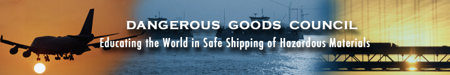 Dangerous Goods Council: Promoting Safety in Shipping Hazardous Materials